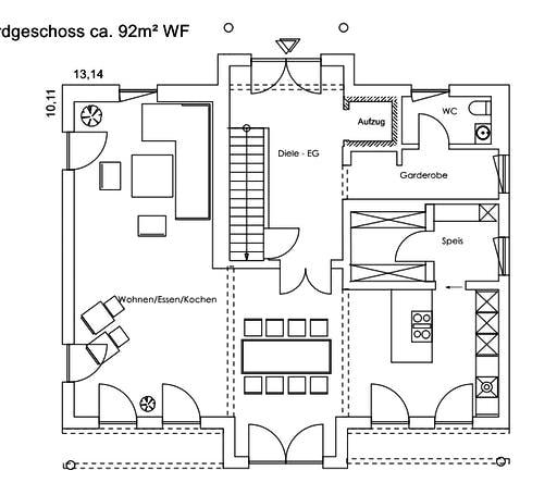 Regnauer - Albaching Floorplan 1