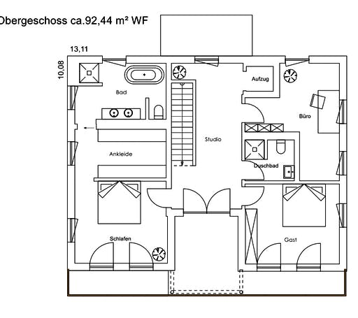 Regnauer - Albaching Floorplan 2