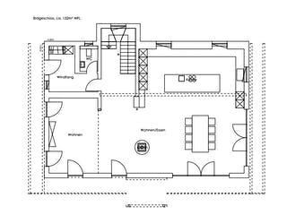Alois von Regnauer Vitalhäuser Grundriss 1