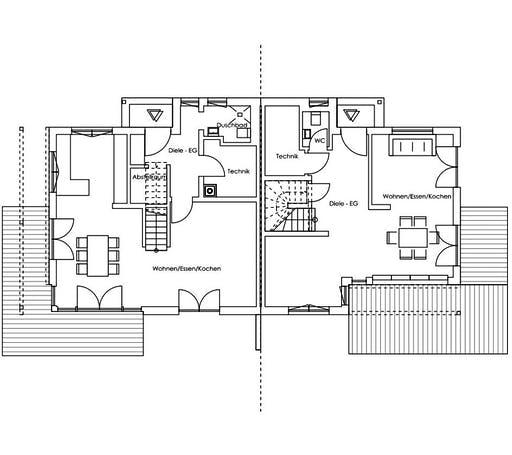 Regnauer - Breitbrunn - Floorplan 1