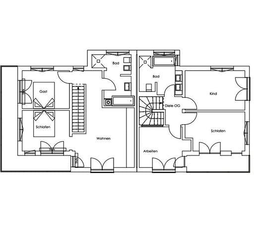 Regnauer - Breitbrunn - Floorplan 2