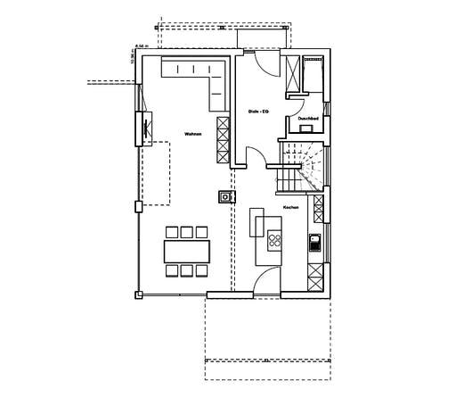 Regnauer - Bruckberg Floorplan 1