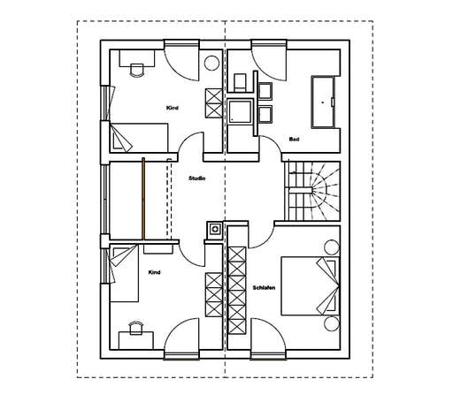 Regnauer - Bruckberg Floorplan 2