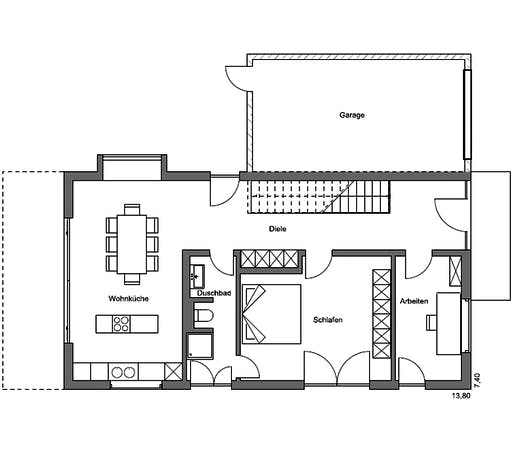 Regnauer - Kufstein Floorplan 1