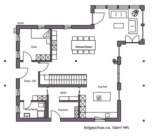 Regnauer - Landshut Floorplan 1