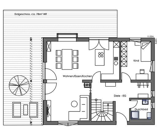 Regnauer - Lautrach Floorplan 1