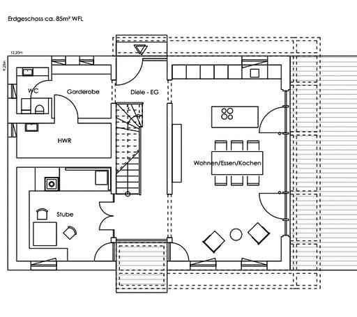 Regnauer - Liesl Floorplan 1