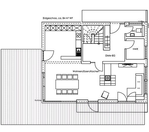 Regnauer - Ulm Floorplan 1