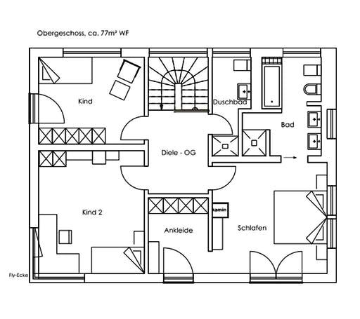 Regnauer - Ulm Floorplan 2