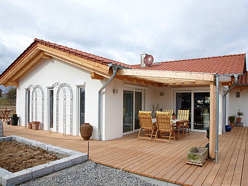 Modernes Rems-Murr-Holzhaus