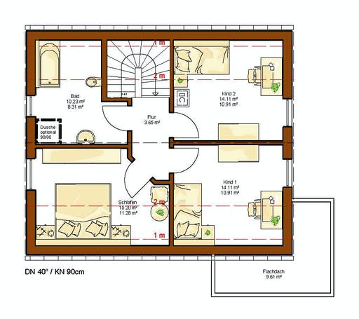 Rensch - CLOU 119 Floorplan 2