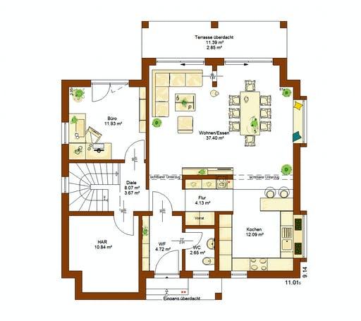 Rensch - Life 160 Floorplan 1
