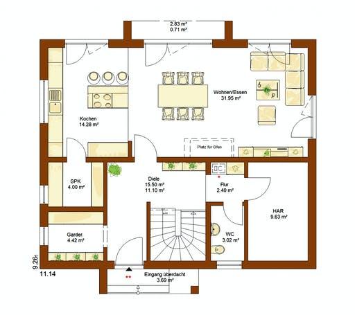 Rensch - Life 165 Floorplan 1
