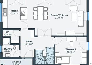Ausstellungshaus Rheinau-Linx – generation5.5 Grundriss