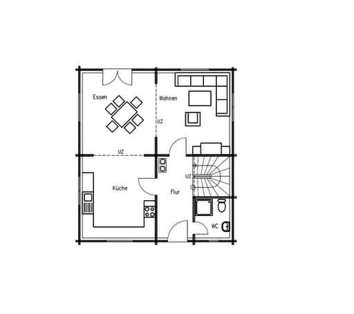 rheintal von tirolia blockhaus komplette daten bersicht. Black Bedroom Furniture Sets. Home Design Ideas