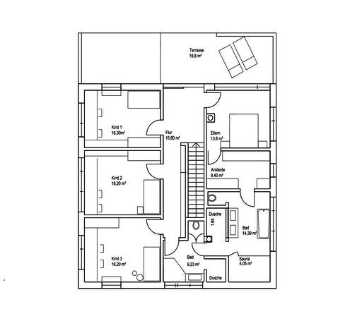 Roreger - Architektur 1 Floorplan 2