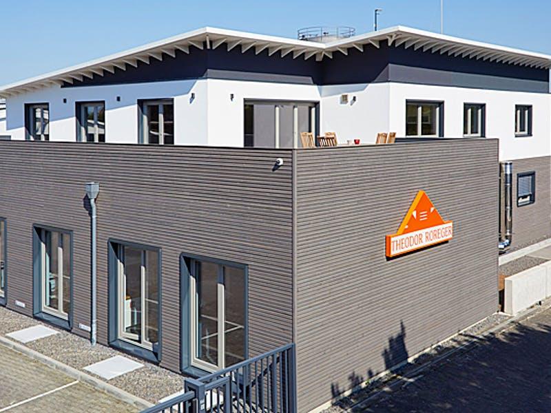 Unternehmenssitz von Roreger Hausbau