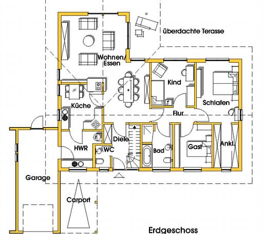 Rosi 2 (KfW-Effizienzhaus 55) floor_plans 0