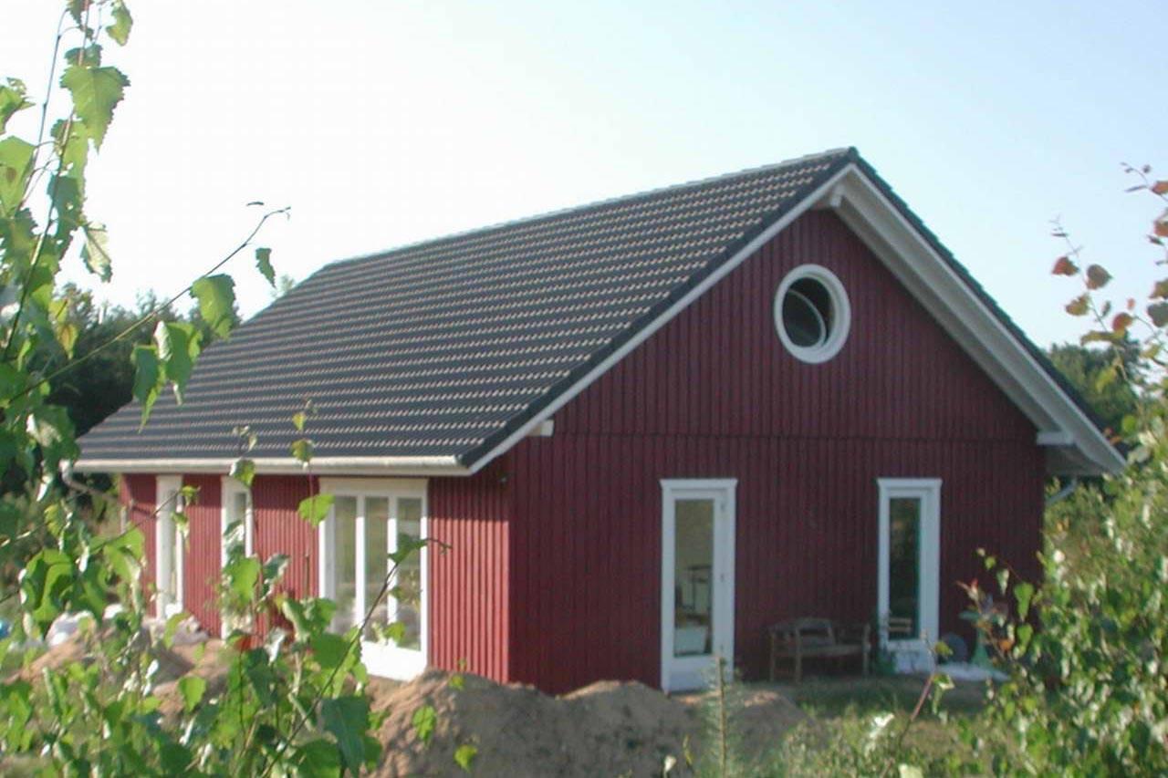 Rosi 4 Kfw Effizienzhaus 40 Von Dammann Haus Komplette