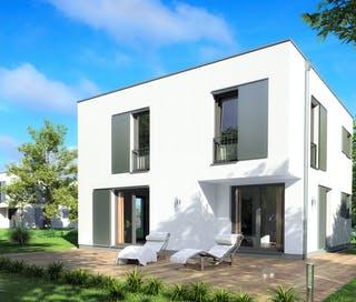 Bekannt Ein Haus mit Reetdach planen & bauen - Häuser & Infos | Fertighaus.de QD22