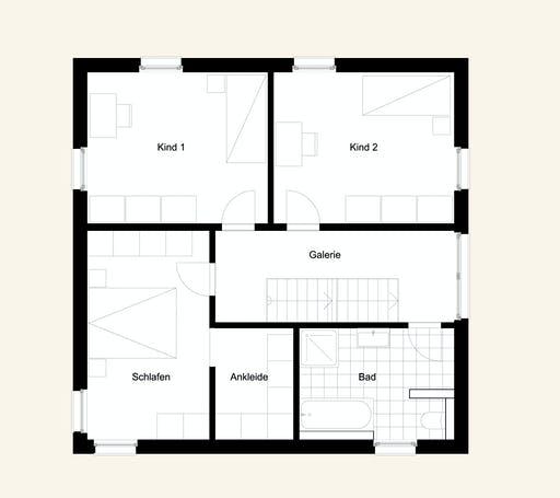 Rostow Bauhaus 130 Floorplan 2