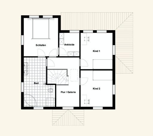 Rostow Capri 140 Floorplan 2