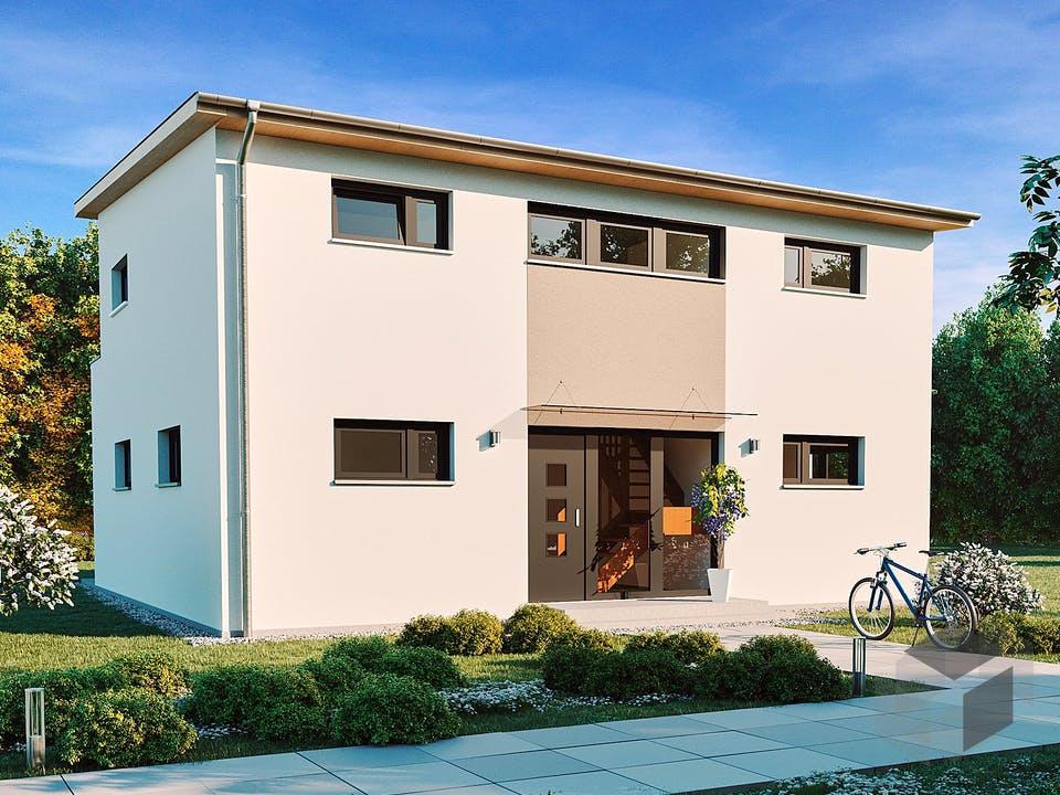 Weimar 150 von Rostow Massivhaus Außenansicht