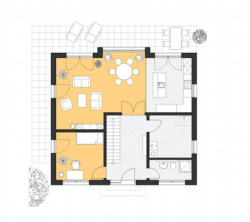 Roth Hamburg Floorplan 1