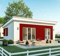 Minimassiv-Haus Hiddensee