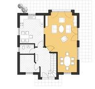 Landhaus 142 Grundriss