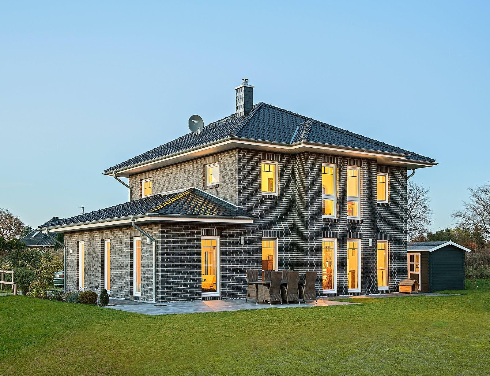 Ein Massivhaus planen & bauen - Häuser & Infos | Fertighaus.de