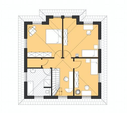 Roth Lugana Floorplan 2