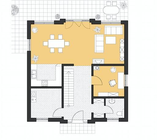 Roth Modena Floorplan 1