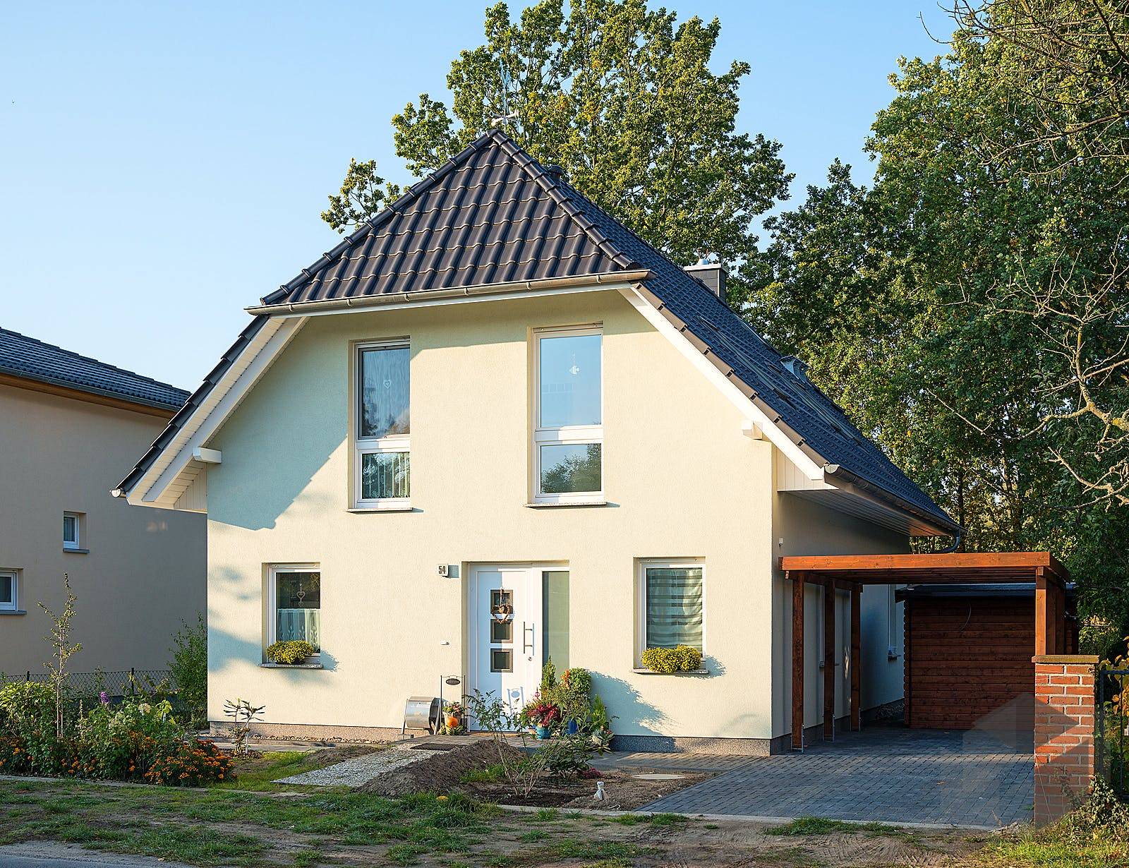 Einfamilienhaus Haus Stade von Roth Massivhaus   Fertighaus.de