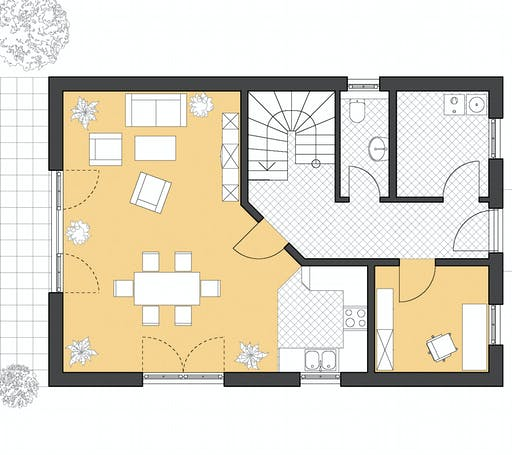 Roth Stade Floorplan 1