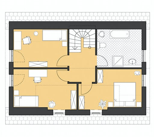 Roth Stade Floorplan 2