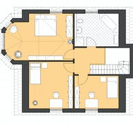 Turmhaus Grundriss