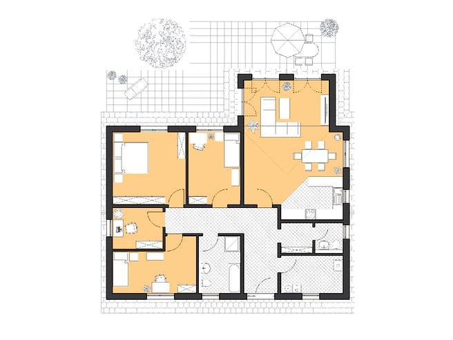 Roth Usedom Floorplan 1