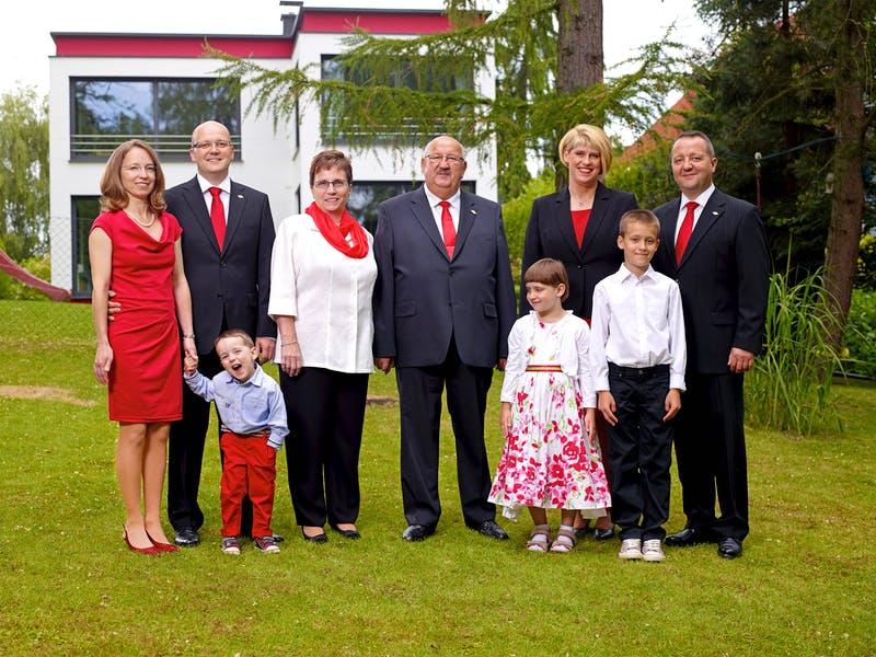 Das Familienunternehmen Roth