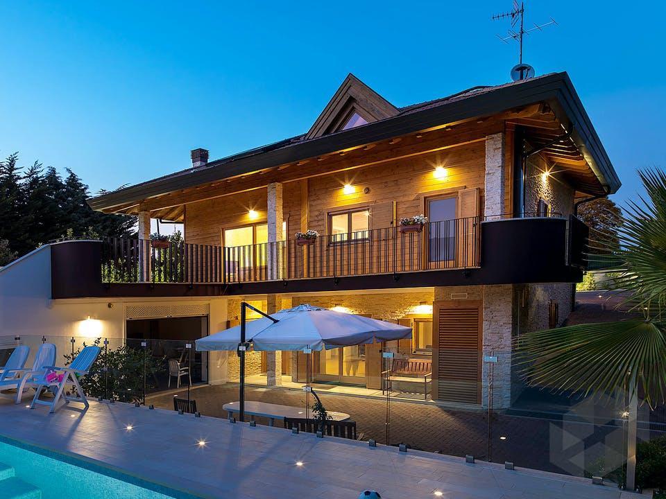 Puglia von Rubner Haus Außenansicht