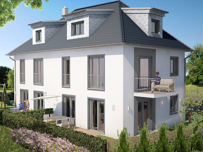 SAALE-Haus Born & Schneider Exterior 1