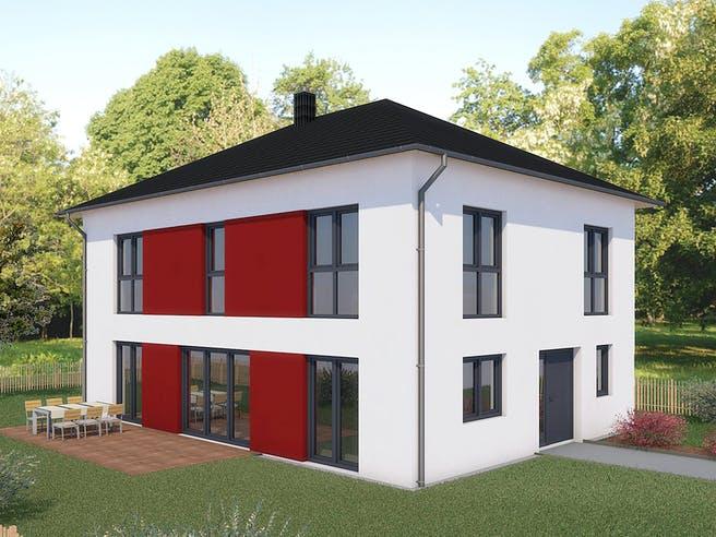 SAALE-Haus Fuchs Exterior 1