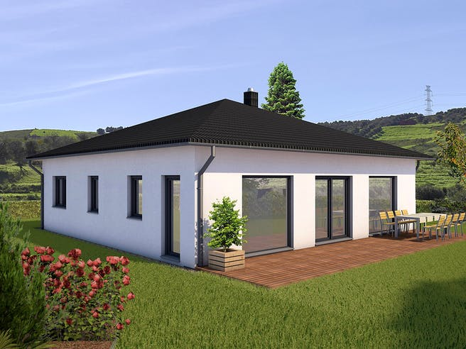 Fabulous Ein kleines Haus planen & bauen - Häuser & Infos | Fertighaus.de LT62