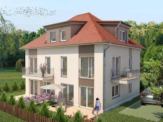 SAALE-Haus Richter & Schwarz Exterior 1