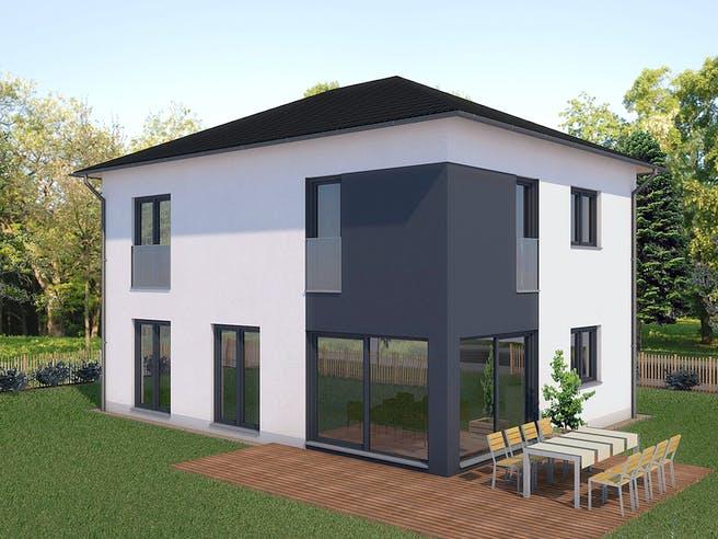 SAALE-Haus Silvia Exterior 1