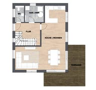 Haus Silvia Grundriss