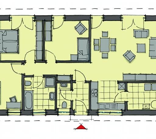 salamanca von gussek haus komplette daten bersicht. Black Bedroom Furniture Sets. Home Design Ideas