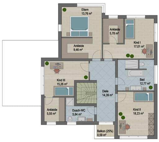 San Diego Floorplan 2