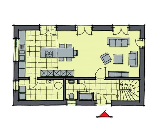 Gussek Haus - Santa Monica EG