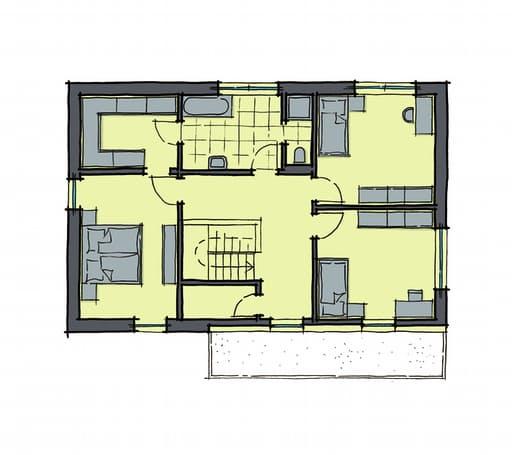 Gussek Haus - Santiago DG